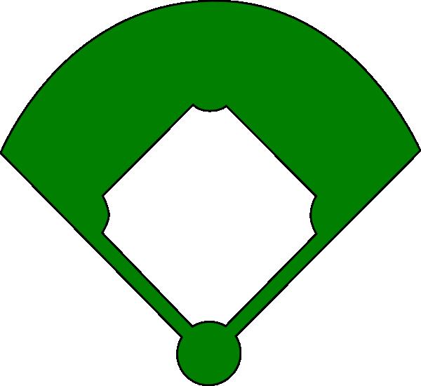 600x550 Baseball Field Clip Art Music Clipart