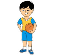 free basketball clipart at getdrawings com free for personal use rh getdrawings com clip art baseball player silhouette clipart basketball player