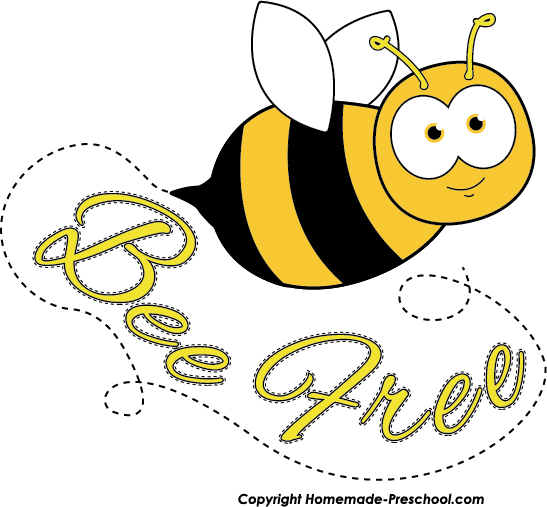 547x507 Free Bee Clipart