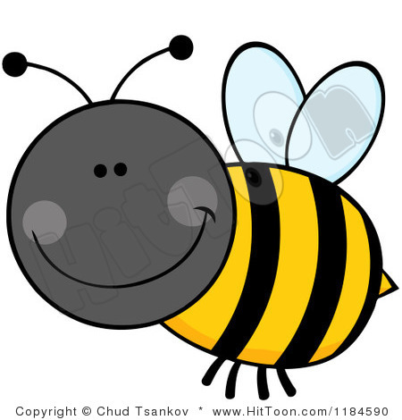 450x470 Free Clipart Bumble Bee