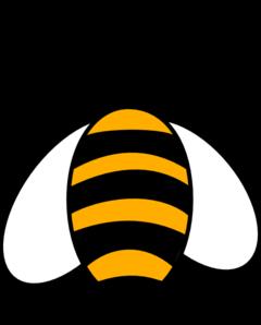 240x298 Bee Clip Art