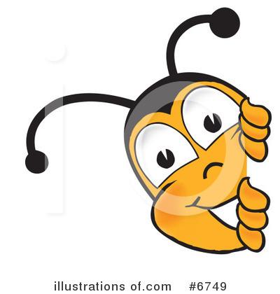 400x420 Bee Clipart