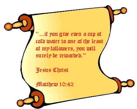 452x360 Free Scripture Clipart Page One