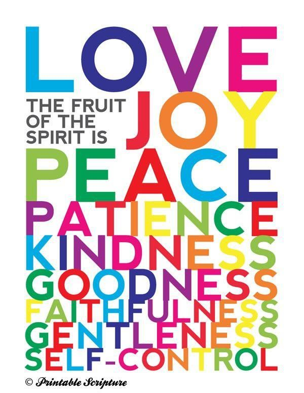 600x776 Fruit Of The Spirit Clipart Clipartlook