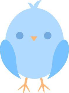 236x320 Blue Bird Clipart
