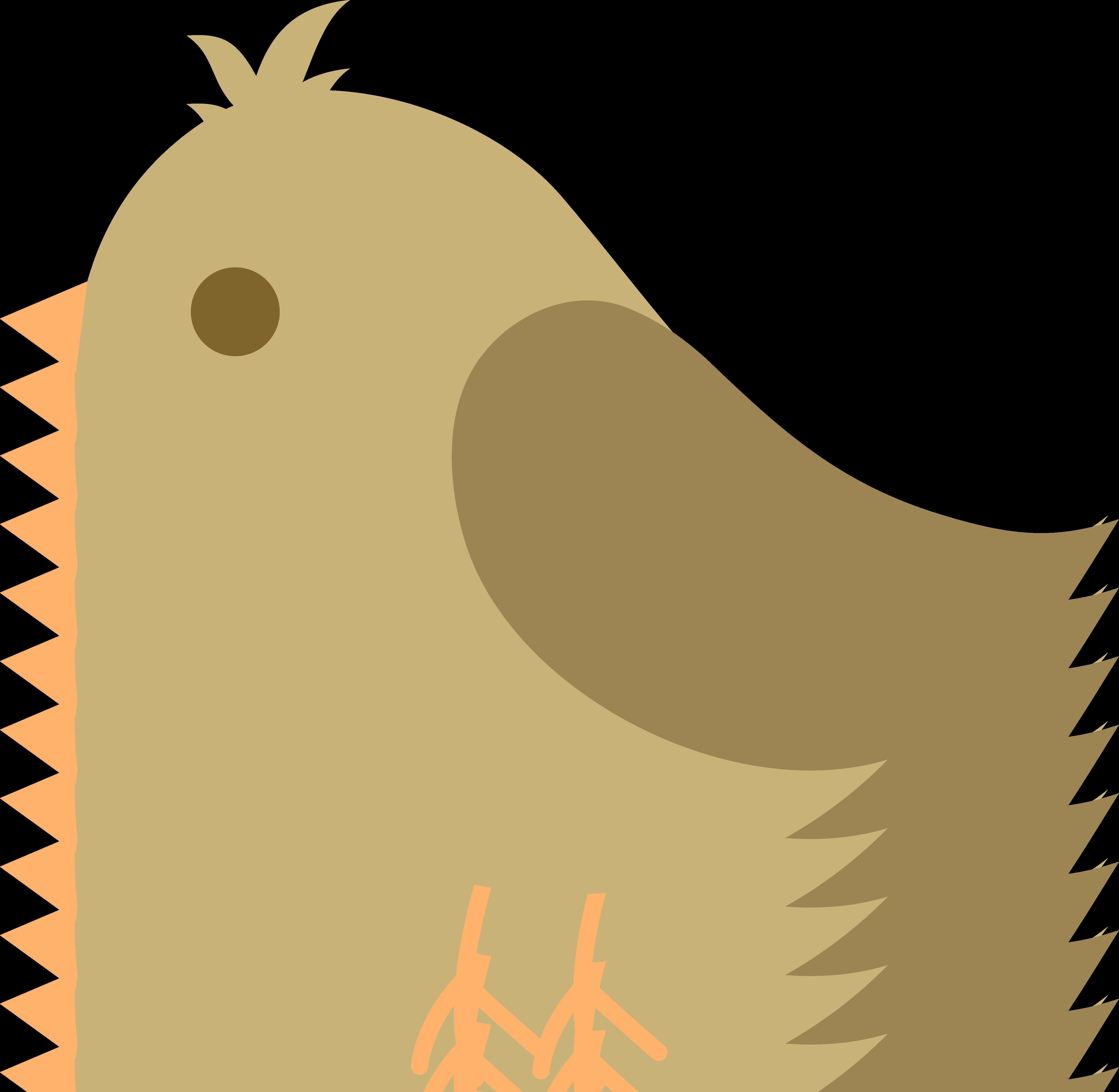 4621x4511 Free Bird Clipart