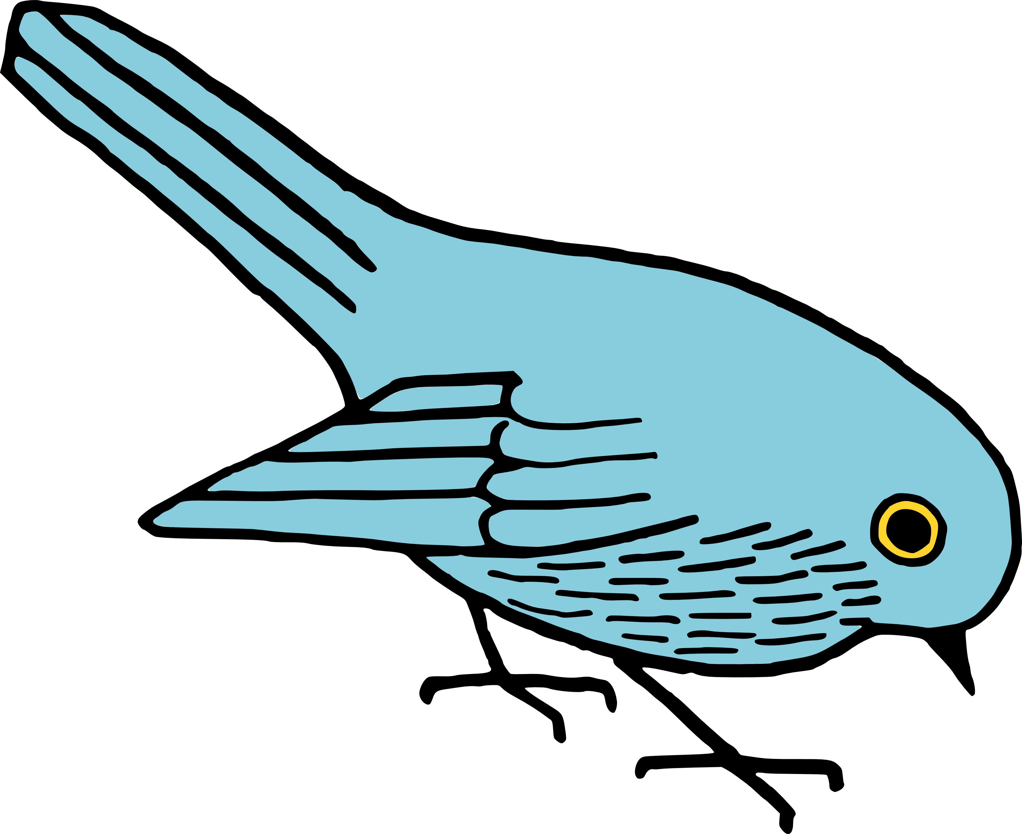 3455x2821 Free Clip Art Bird Clip Art Department