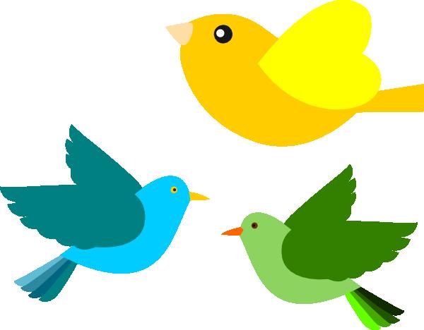 600x468 Bird Clip Art Birds Clip Art