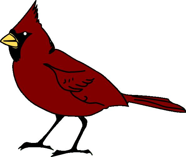 594x501 Bird Clip Art Free Vector 4vector