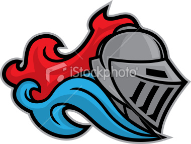 380x286 Knight Helmet Clipart