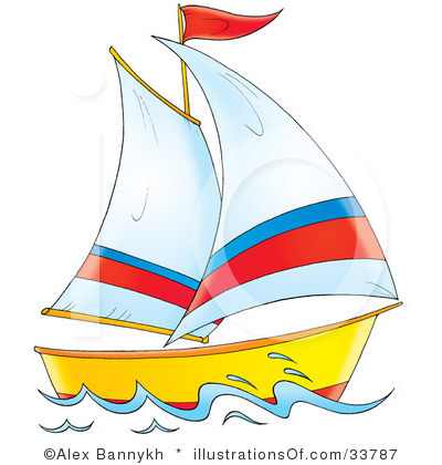 400x420 Boat Clipart Nautical Christmas Clipart Free Clip Art Images