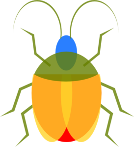 273x299 Insect Bug Clip Art