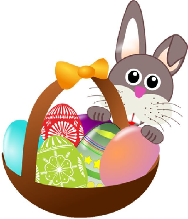 640x744 Free Easter Bunny Clipart Images Inspirational Photos Easter Bunny