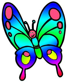236x284 Cartoon Butterfly Cute Clipart 1 Butterfly