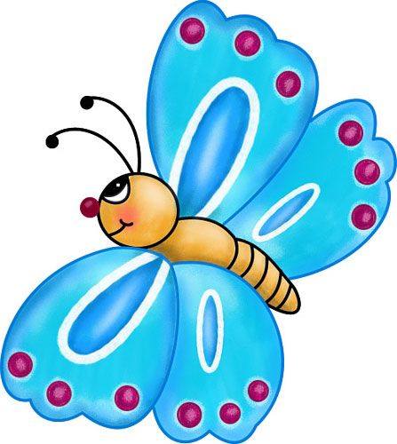 447x500 98 Best Butterflies Clip Art Images On Butterflies