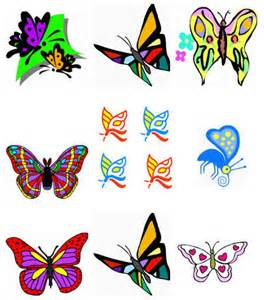 264x300 Pages Download Free Butterflies To Color Butterfly Art For Kids