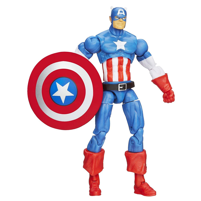 Free Captain America Clipart