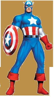 222x394 Captain America Clipart Clipart Panda
