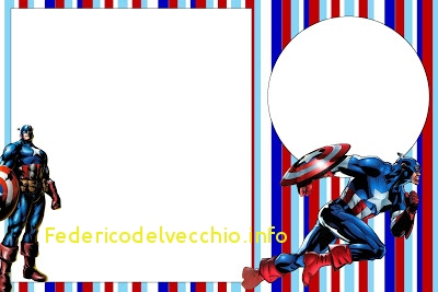 400x267 Captain America Invitation Template Best Of Avengers Clip Art