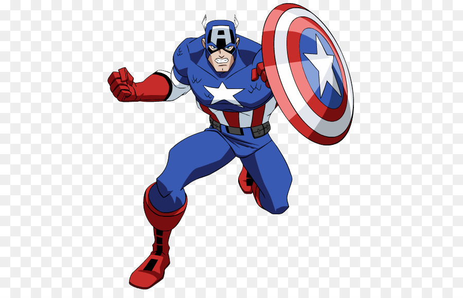 900x580 Captain America Thor Cartoon Animation Clip Art