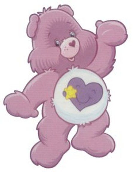 Free Care Bear Clipart