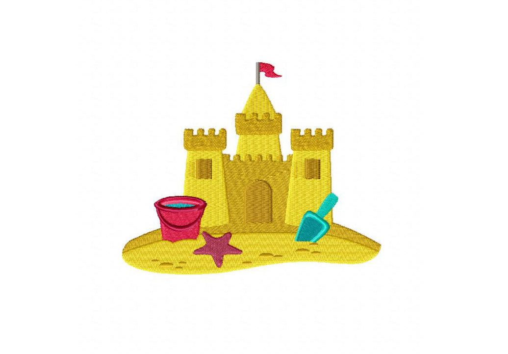 1036x721 Sand Castle Cartoon Free Download Clip Art Free Clipart