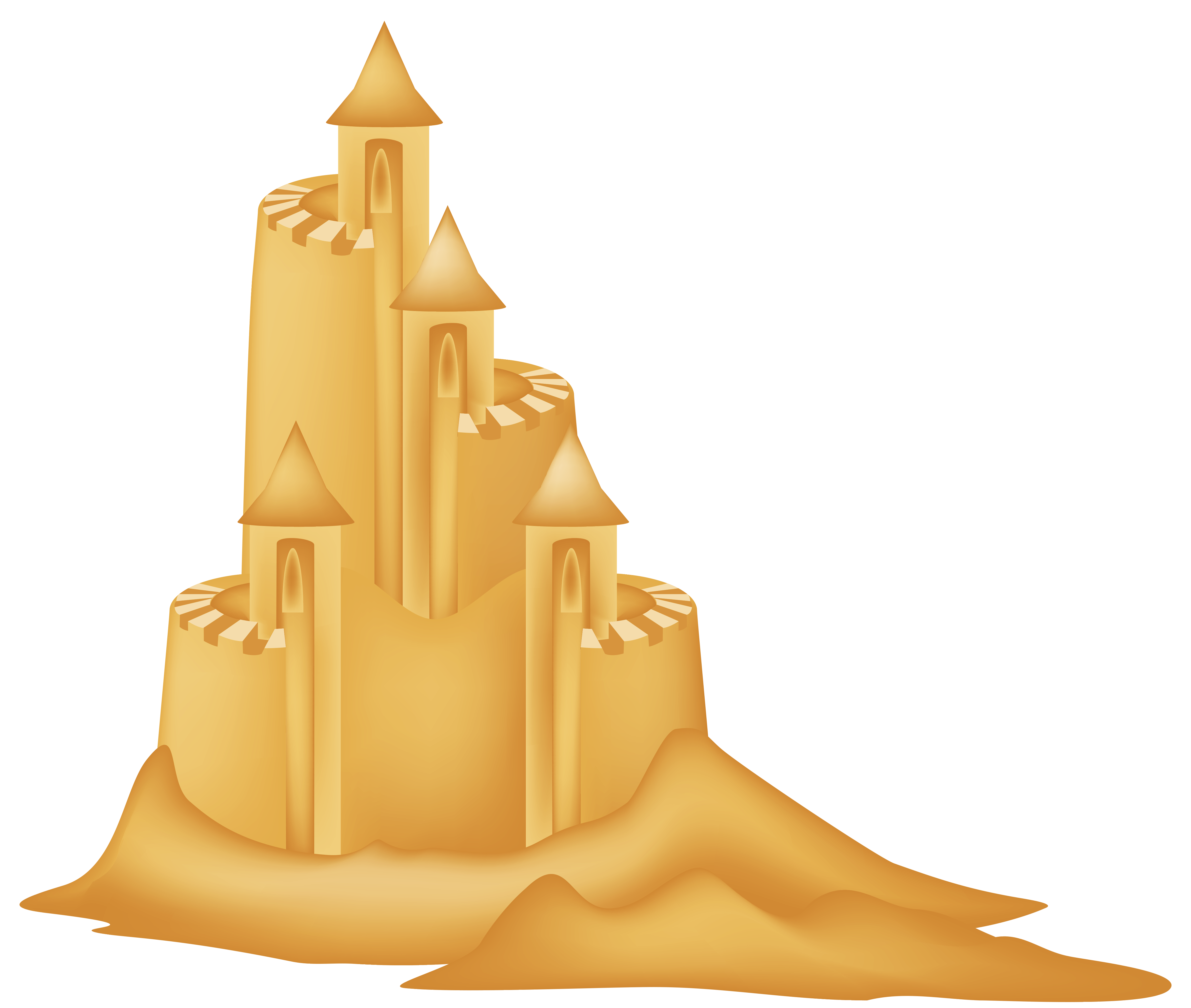 4824x4084 Sand Castle Png Clipart Pictureu200b Gallery Yopriceville