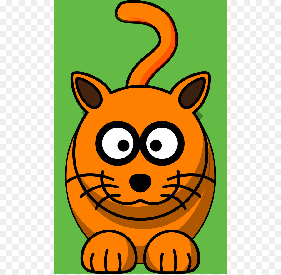 900x880 Havana Brown Kitten Tabby Cat Clip Art