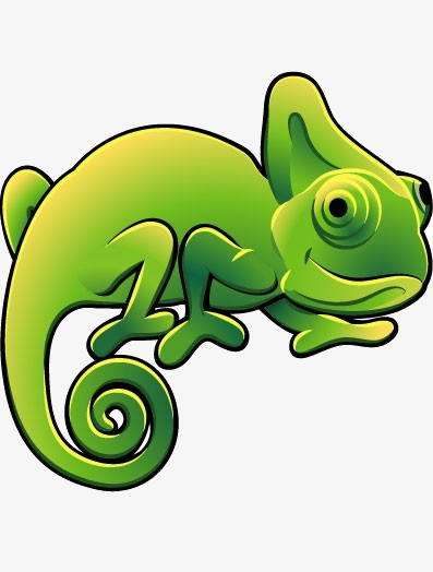397x524 Chameleon, Chameleon Green Pets, Green Png Image And Clipart