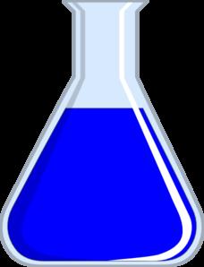 228x298 Chemistry Flask Clip Art