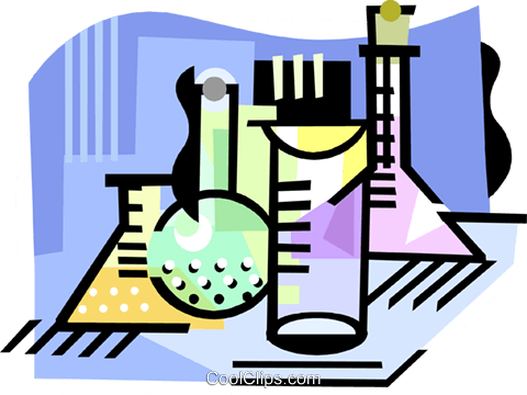 480x360 Chemistry Royalty Free Vector Clip Art Illustration Indu1069
