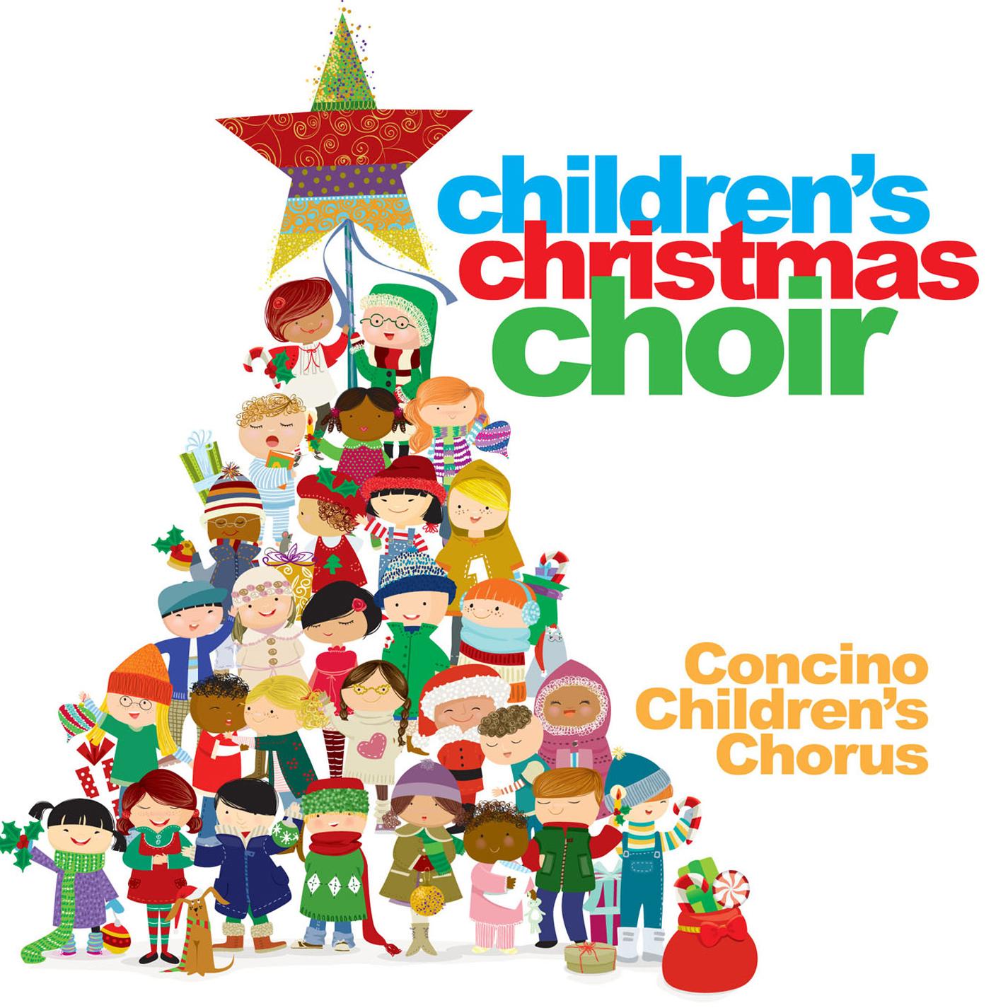 1425x1425 Clip Art Christmas Choir Clip Art