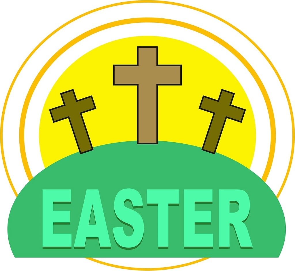 1024x941 Shining Happy Easter Christian Clipart Religious Clip Art Pictures