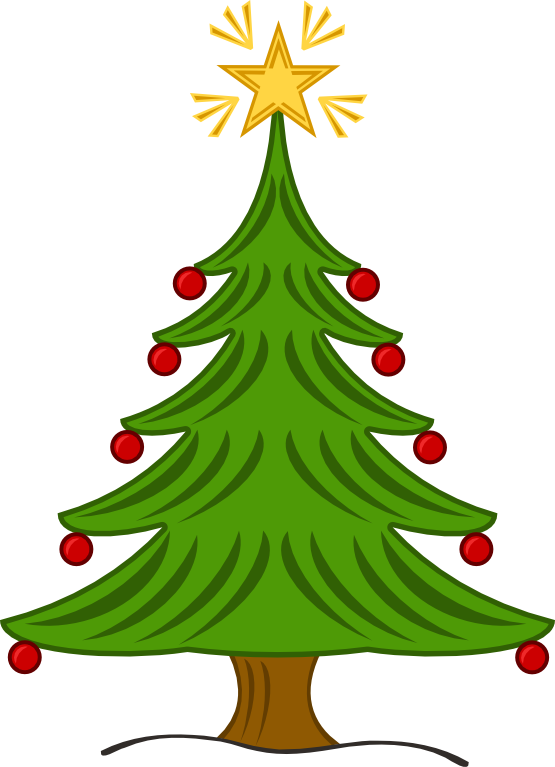 555x767 Christmas Tree Images Free Clip Art Fun For Christmas