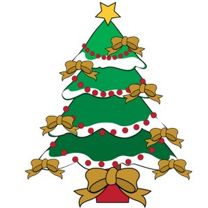 300x300 Clip Art Xmas Tree 40 Awesome Christmas Clipart S For Messages All