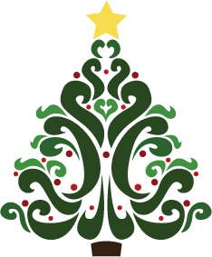 234x283 Free Christmas Tree Clipart Christmas Tree Clipart