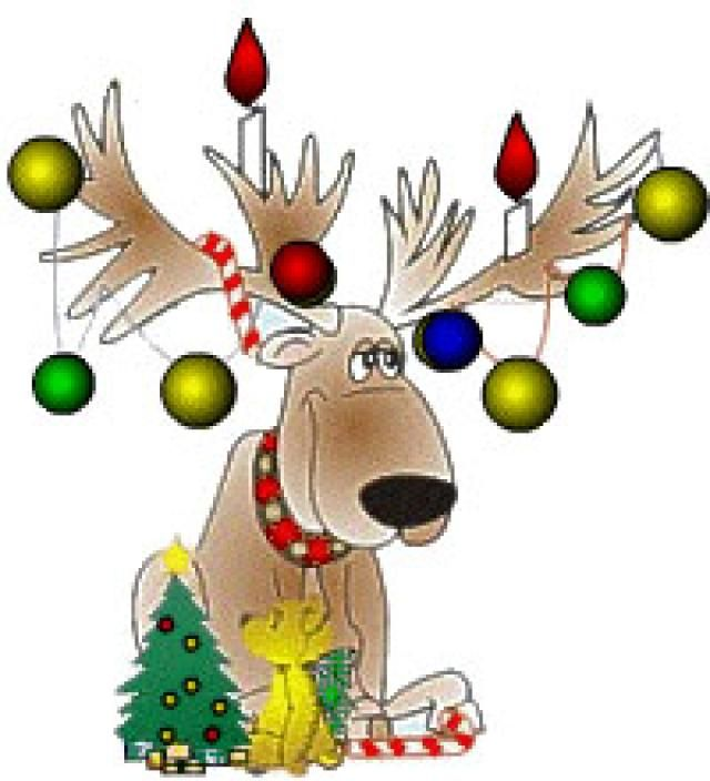 640x704 Free Christmas Clipart Pictures