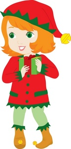 144x300 Santa Clipart Child