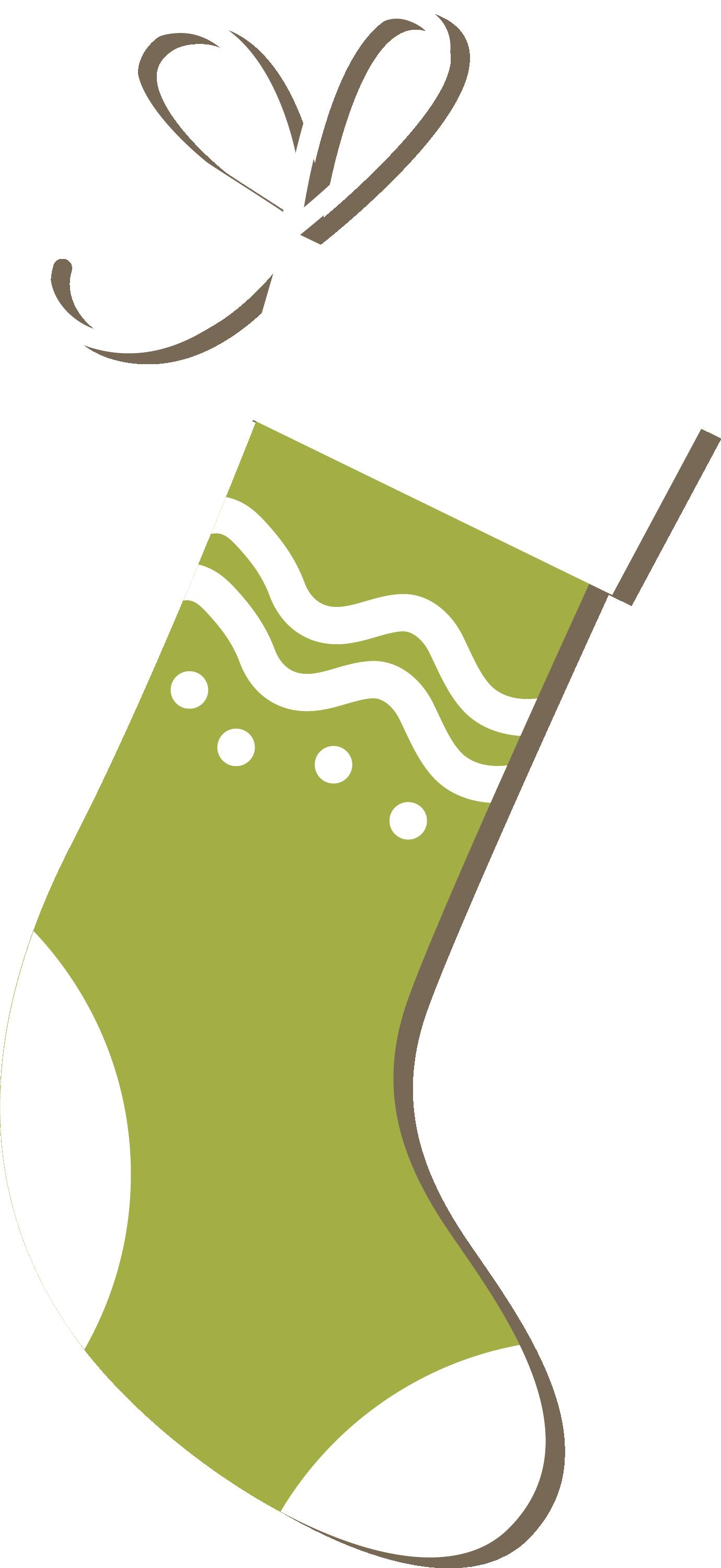 1379x2997 Christmas Gift Christmas Stockings Clip Art
