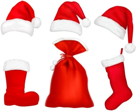 451x368 Christmas Stocking Vector Free Vector Download (7,401 Free Vector