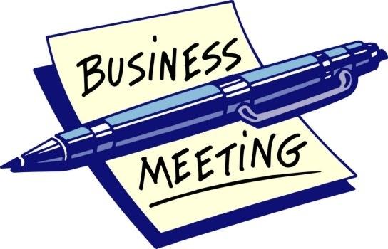 544x350 Church Business Meeting Clipart