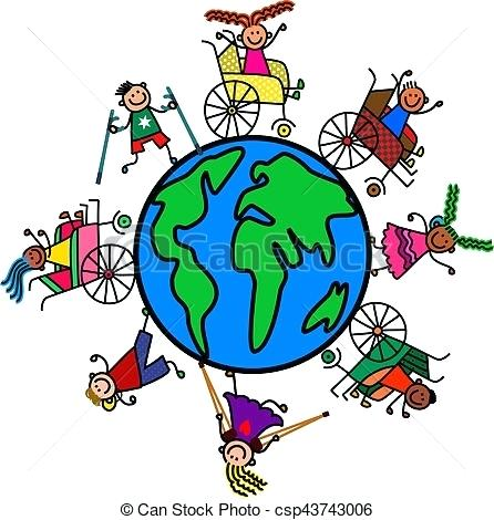 446x470 Disability Clip Art Disability People Nursing And Disabled Health