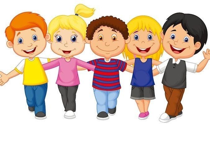 678x471 Children Clipart Clipart Images Of Children Children Clip Art Free