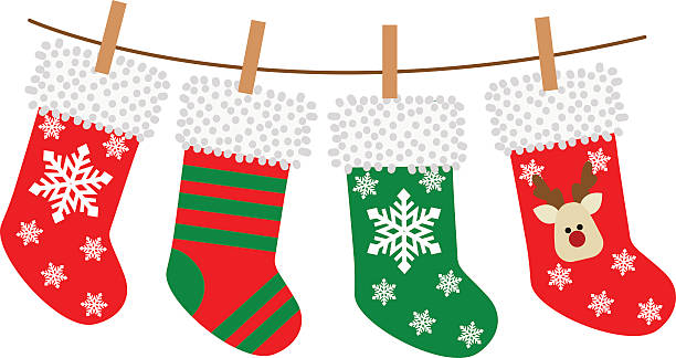 free clipart christmas stocking at getdrawings com free for rh getdrawings com christmas stockings clipart free christmas stockings clipart black and white