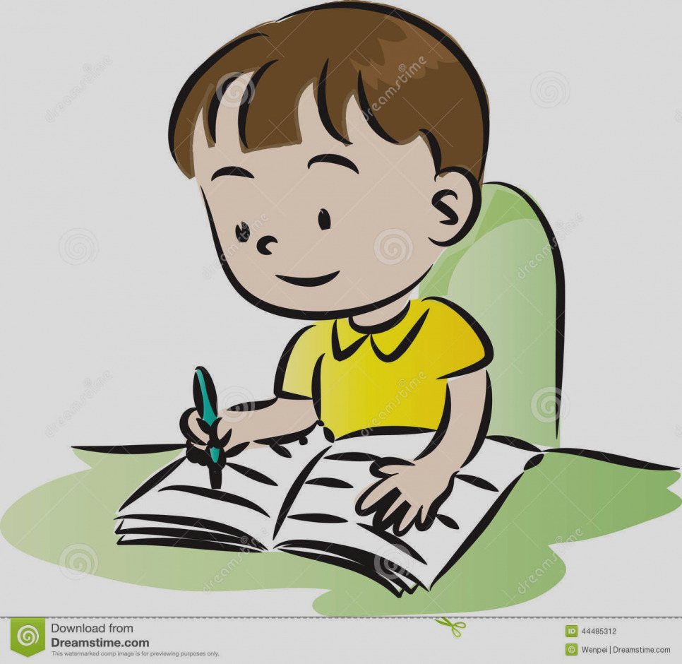 966x940 Beautiful Homework Clip Art Boy Doing Clipart 1 Panda Free Images