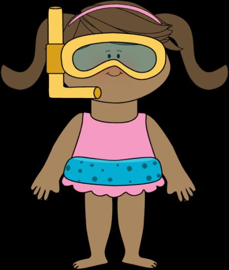 467x550 Summer Kids Clip Art