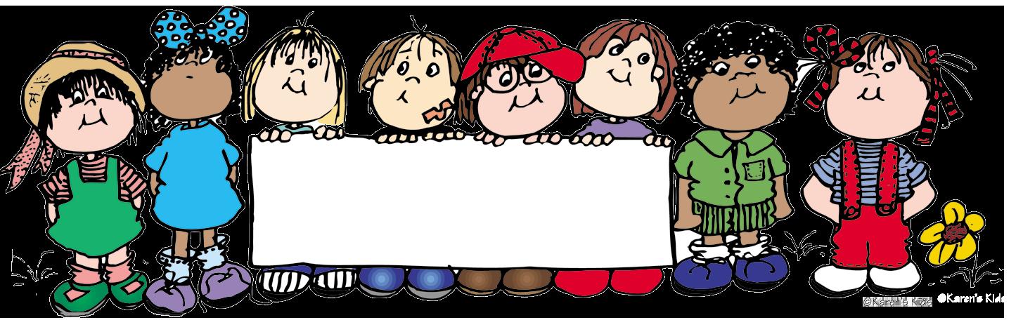 1455x456 Free April Clip Art Karen's Kids Studio Blog