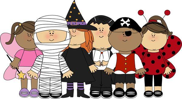 600x326 Free Cute Halloween Clipart Cute Halloween Clip Art Halloween Kids