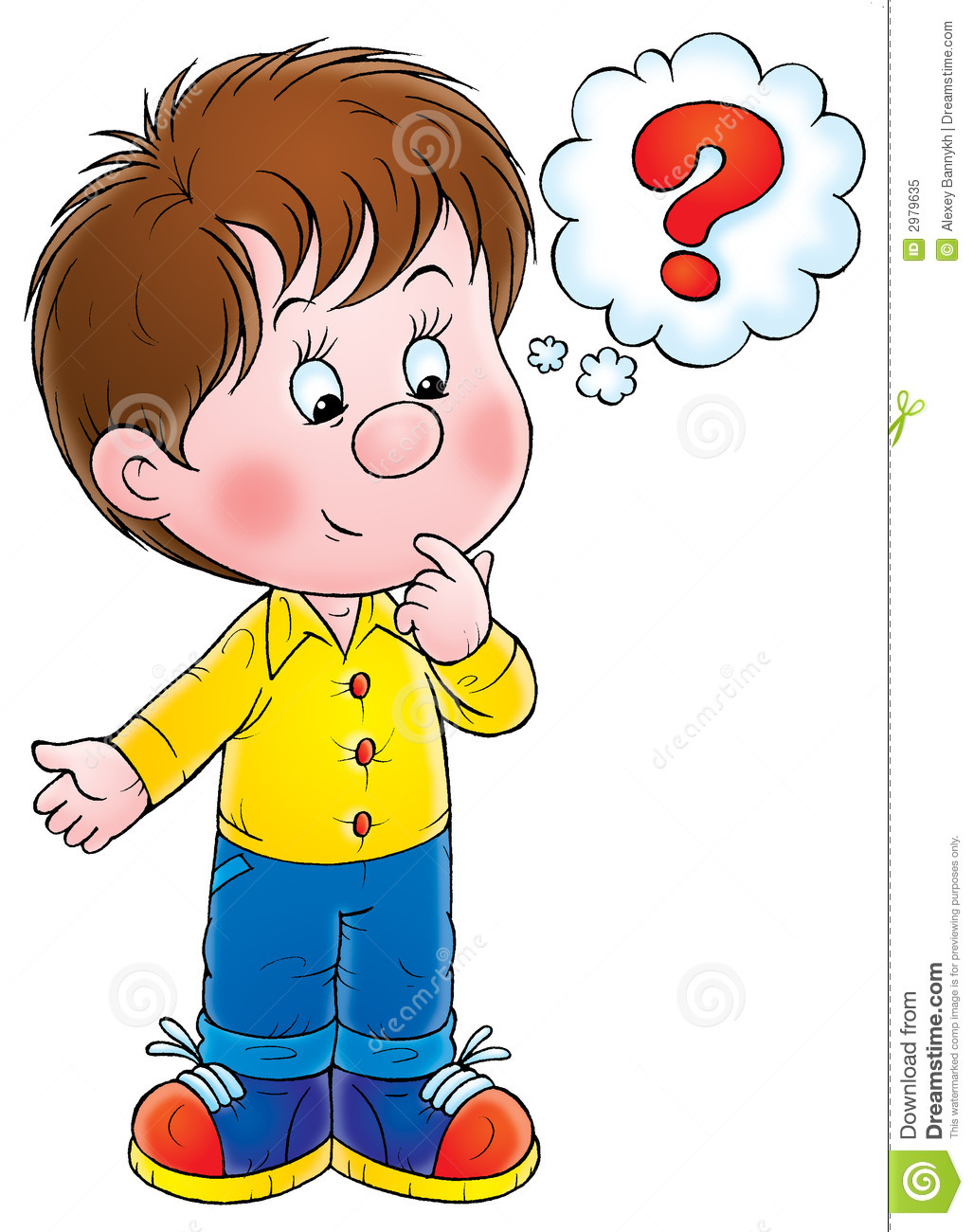 1027x1300 Reflection Clipart Kid Question
