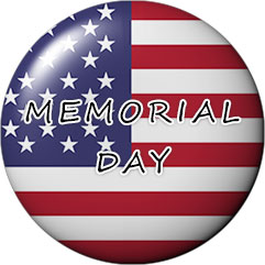 241x241 Free Memorial Day Clipart